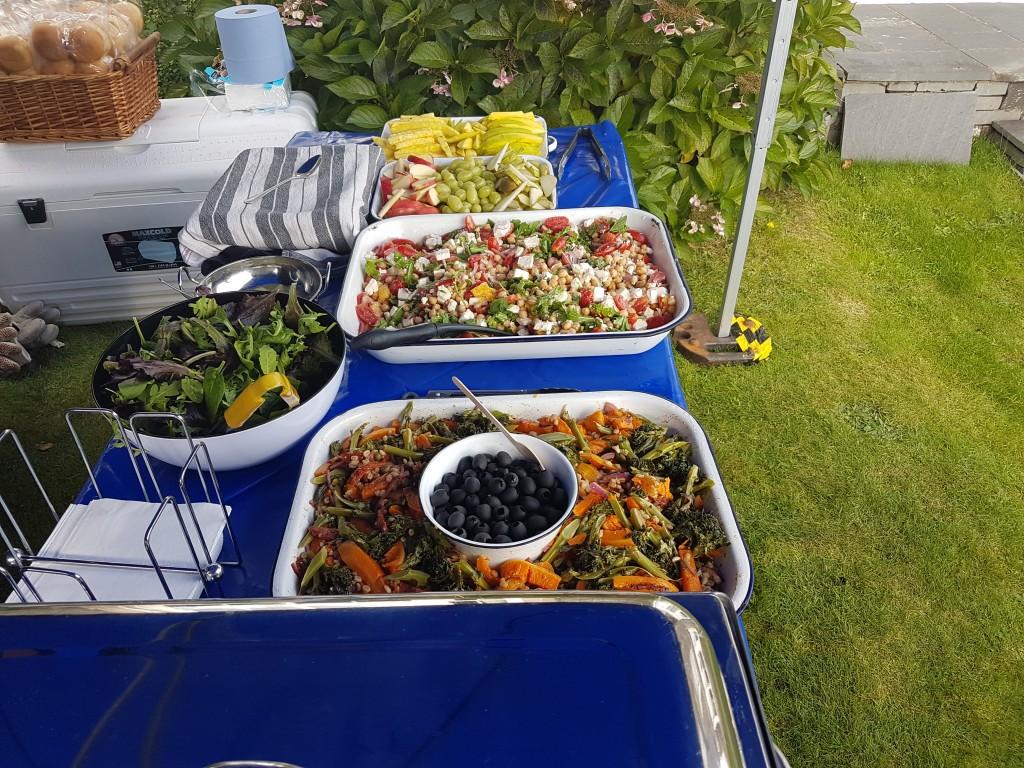 Private Funtion- Gourmet Hog Roast Buffet