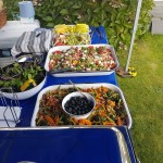 Private Funtion- Gourmet Hog Roast Buffet
