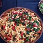 Chefs Own Mediterranean Pasta Salad