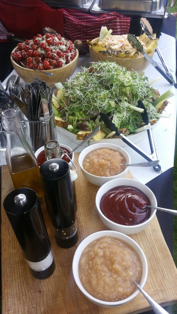 Homemade Salads and Sauces