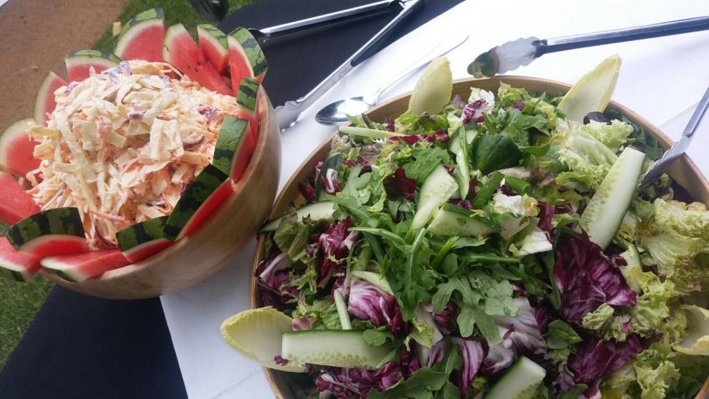 Homemade Salads And Coleslaw