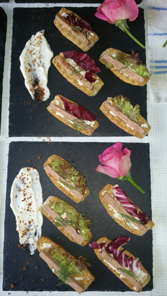 Canape Selection