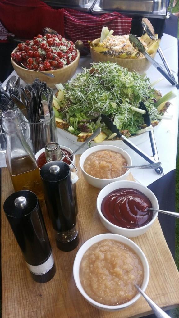 Homemade Salads and Sauces